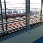 窓と阪急電鉄